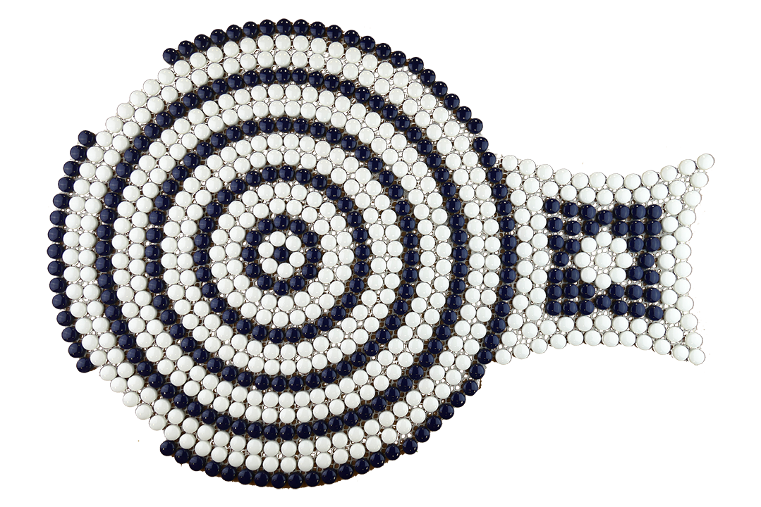 Elementare & Riviera Glass Mosaic